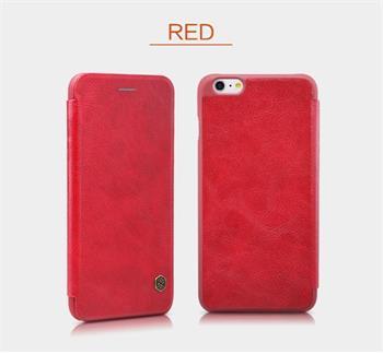 Pouzdro Nillkin Qin Book na Nokia Lumia 950 XL červené