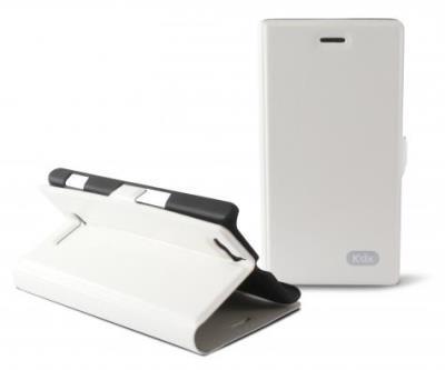Originál Folio flipové pouzdro pro Huawei P8 Lite bílé