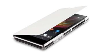 Pouzdro Nillkin Sparkle Folio na Lumia 640 XL bílé