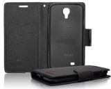 Pouzdro Fancy Diary Folio Lenovo A5000, černé