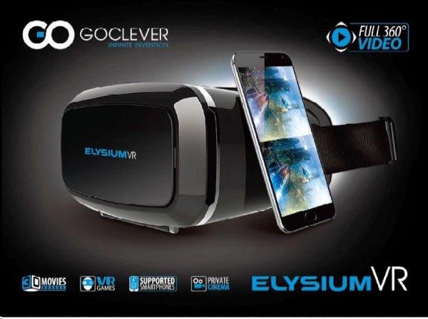 GOCLEVER virtuální brýle Elysium VR