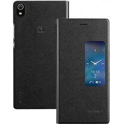 Pouzdro Huawei Original S-View na Huawei P8 černé