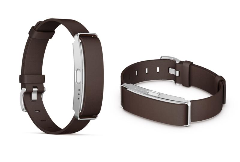 Sony SmartBand SWR10, hnědá kůže