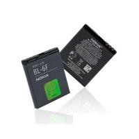 Baterie pro mobilní telefony Nokia BL-6F 1200mAh Li-Ion