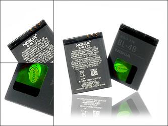 Baterie pro mobilní telefony BL-4B 700mAh Li-Ion Nokia