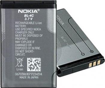 Baterie pro mobilní telefony Nokia BL-4C 950mAh Li-Ion