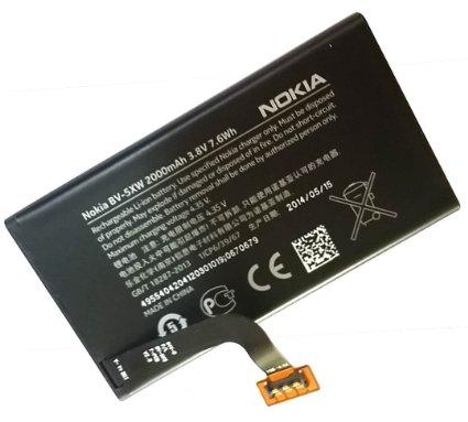 Baterie pro mobilní telefony BV-5XW 2000mAh Li-Ion Nokia