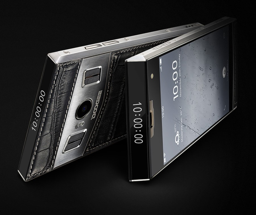 Doogee T3 Leather