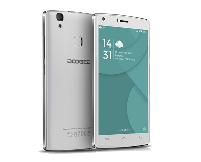 Doogee X5 Max 8GB White