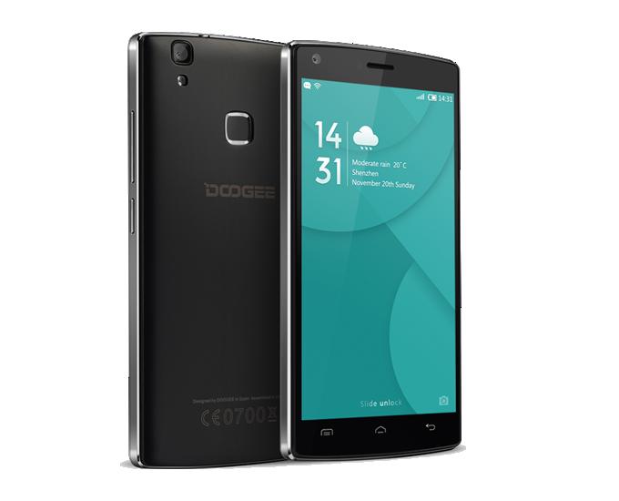 Doogee X5 Max 8GB Black