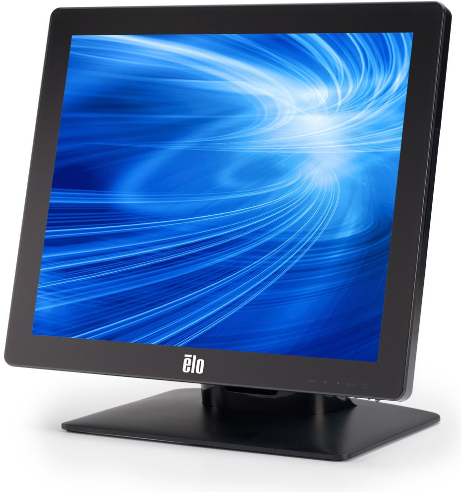 """ELO dotykový monitor 1717L, 17"""" dotykové LCD, iTouch, bezrámečkový USB&RS232, black"""