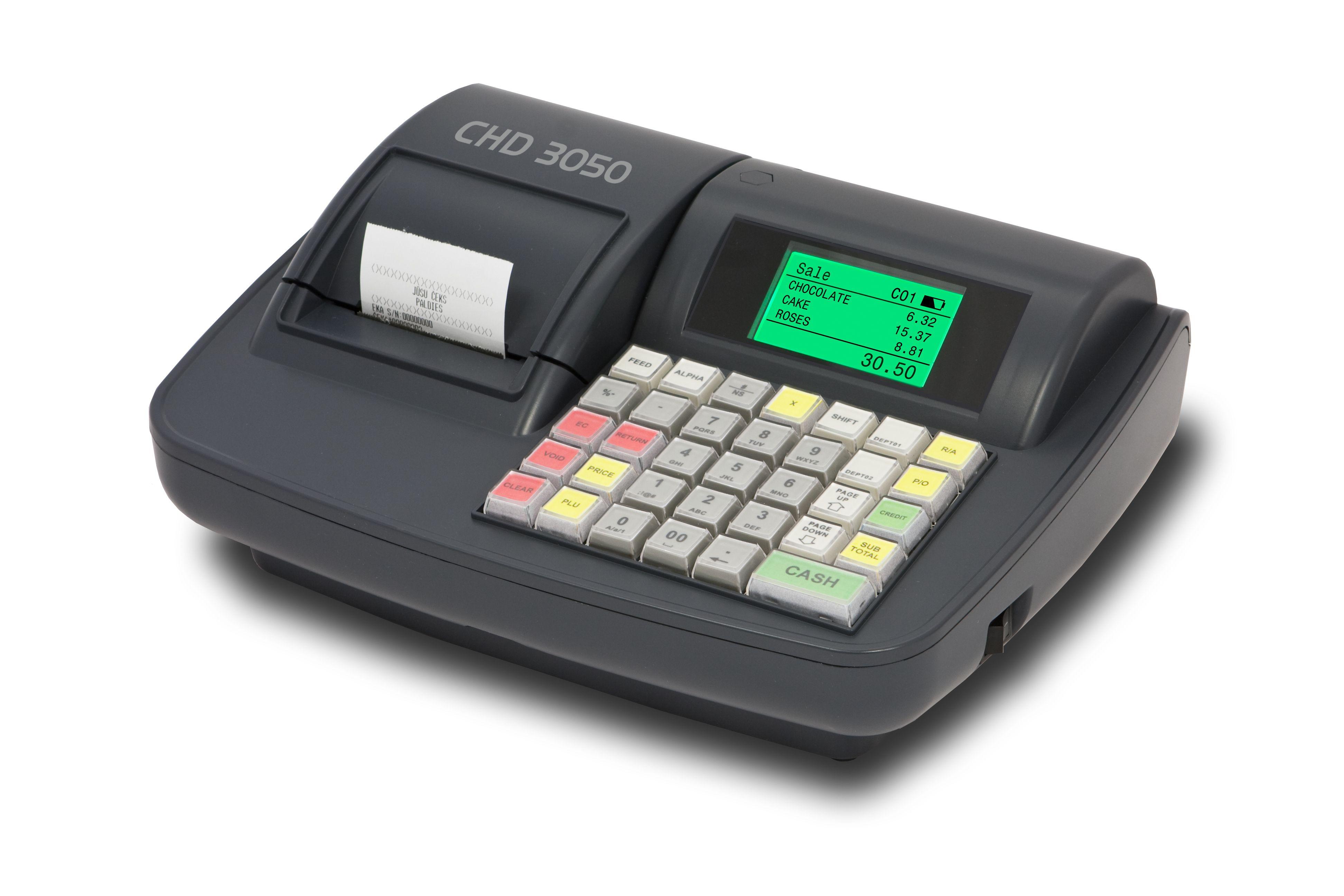 X-POS Registrační pokladna - CHD3050