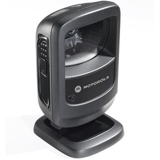 Motorola čtečka DS9208, 2D (qr) čtečka čarového kódu, černá, USB