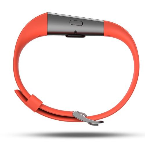 Chytré hodinky Fitbit Surge, vel. S - Tangerine oranžové