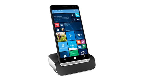 HP Elite x3 + Desk Dock