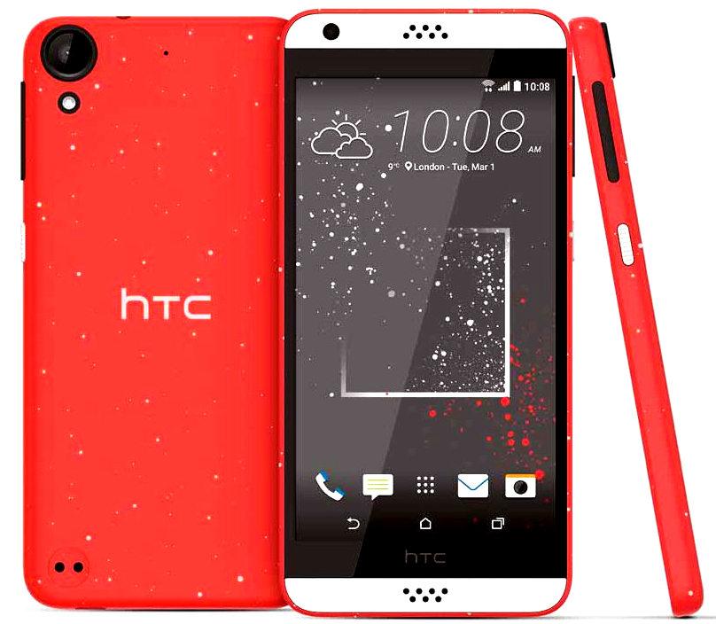 HTC Desire 530 Dark Grey