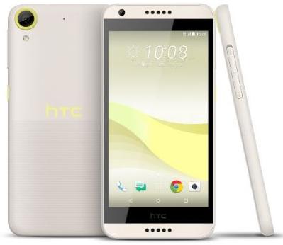 HTC Desire 650 Lime Light