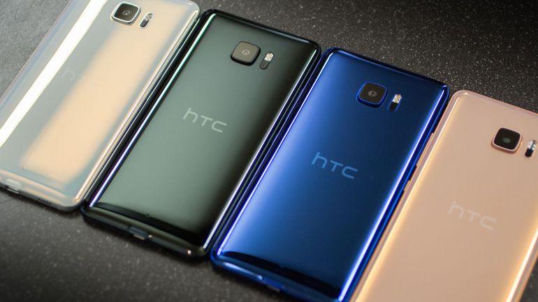 HTC U Ultra Brilliant Black