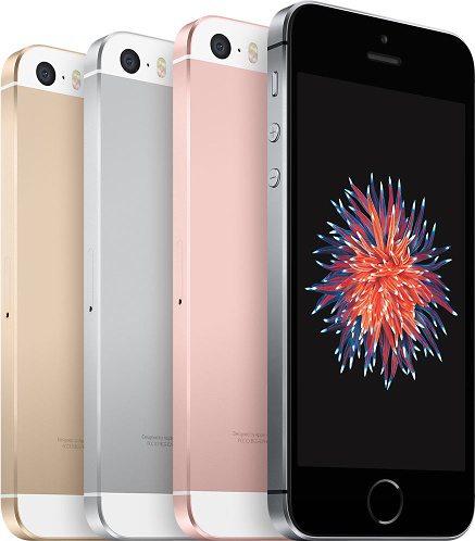 chytrý telefon iphone se 64GB