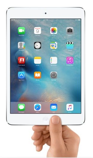 Apple iPad mini WI-FI+Cellular 32GB RETINA Space Grey