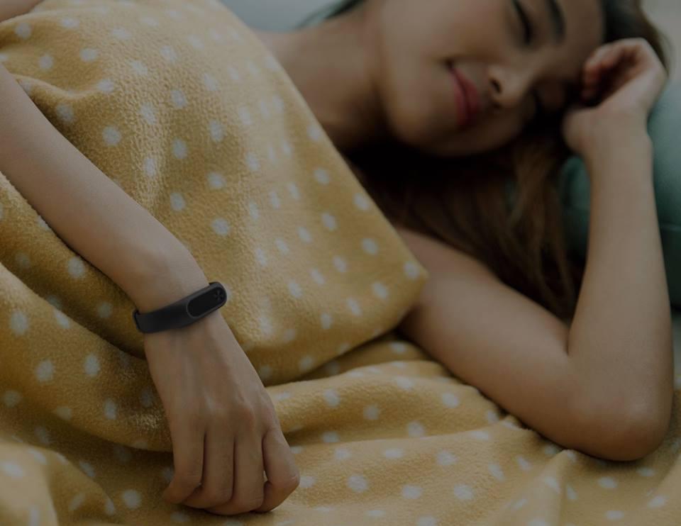 Xiaomi Mi Band 2 - spánek