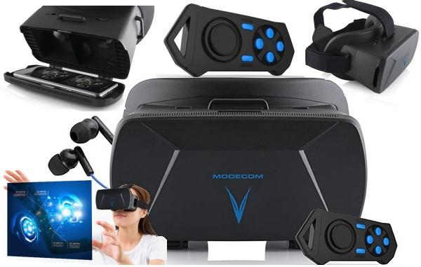 Modecom VOLCANO Blaze VR Experience 3D Set pro Android