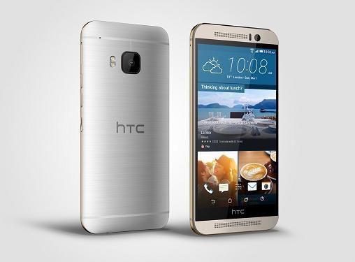 Mobilní telefon HTC ONE M9 Silver