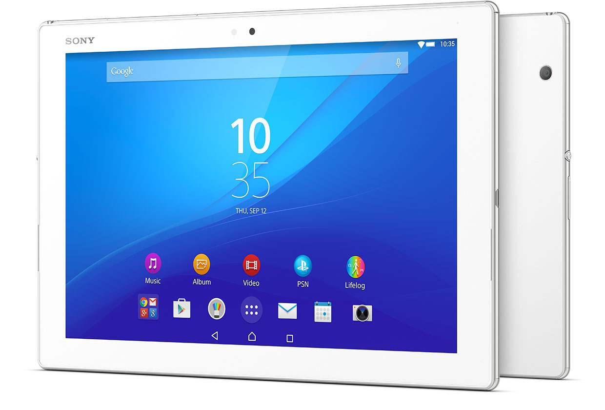 Tablet Sony Xperia Z4 SGP712 32GB WiFi White