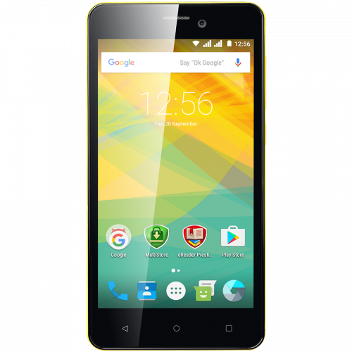 PRESTIGIO MultiPhone Wize NK3 Orange