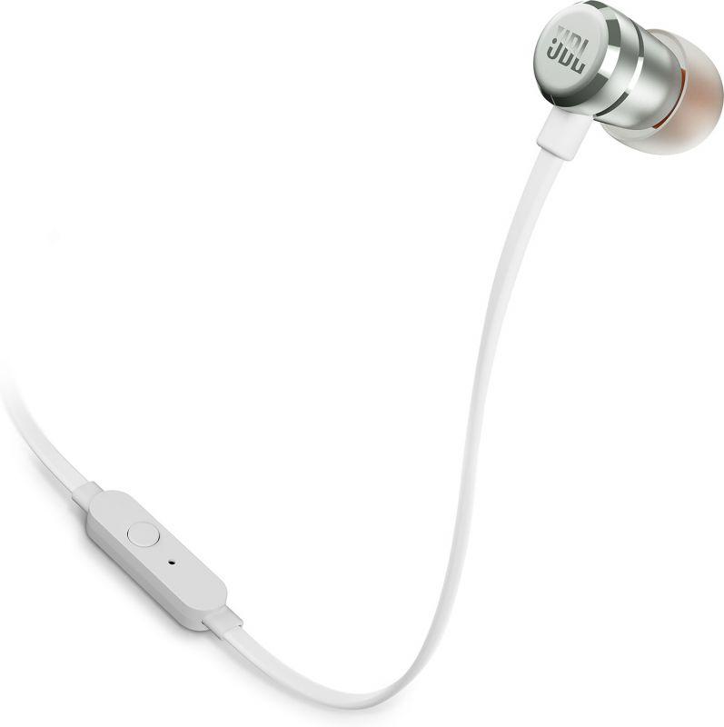 Handsfree sluchátka JBL HF T290, 3,5mm bílé