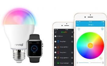 Bluetooth barevná žárovka Revogi Color LED Light LTB012