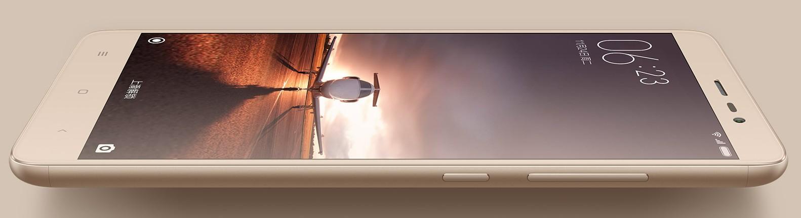 Xiaomi Redmi Note 3 Pro, LTE, 16GB, Grey