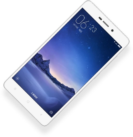 Xiaomi Redmi 3S 16GB Grey