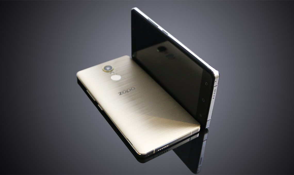 ZOPO Color F2 Dual SIM Gold