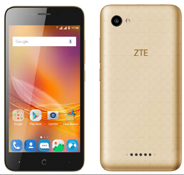 ZTE Blade A601 DualSIM Gold