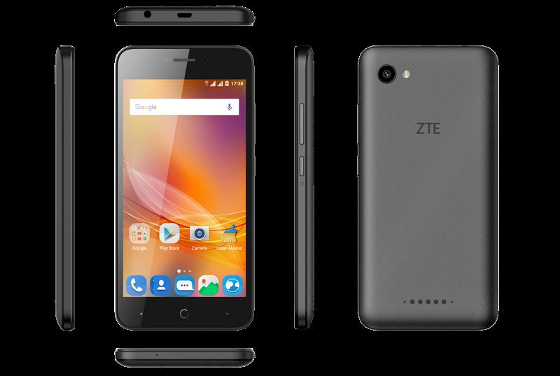 ZTE Blade A601 DualSIM Black
