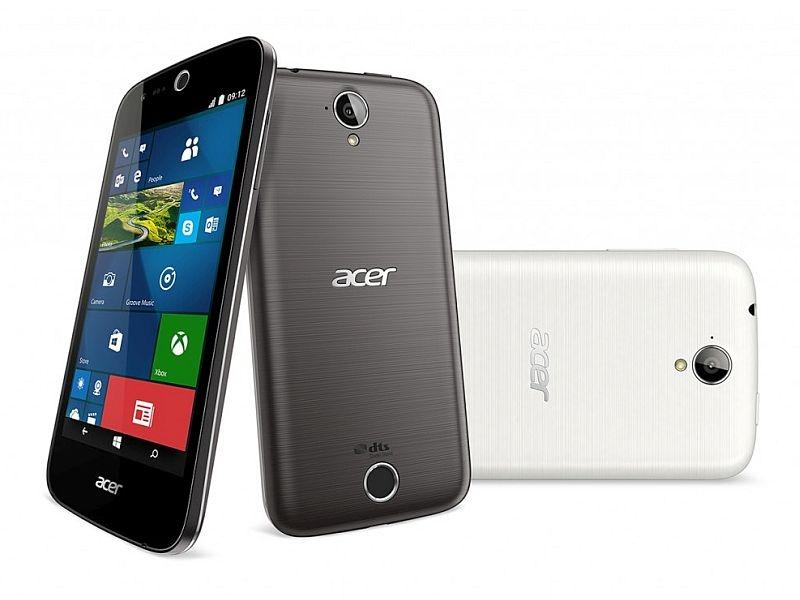 Acer Liquid M330 LTE Dual SIM White