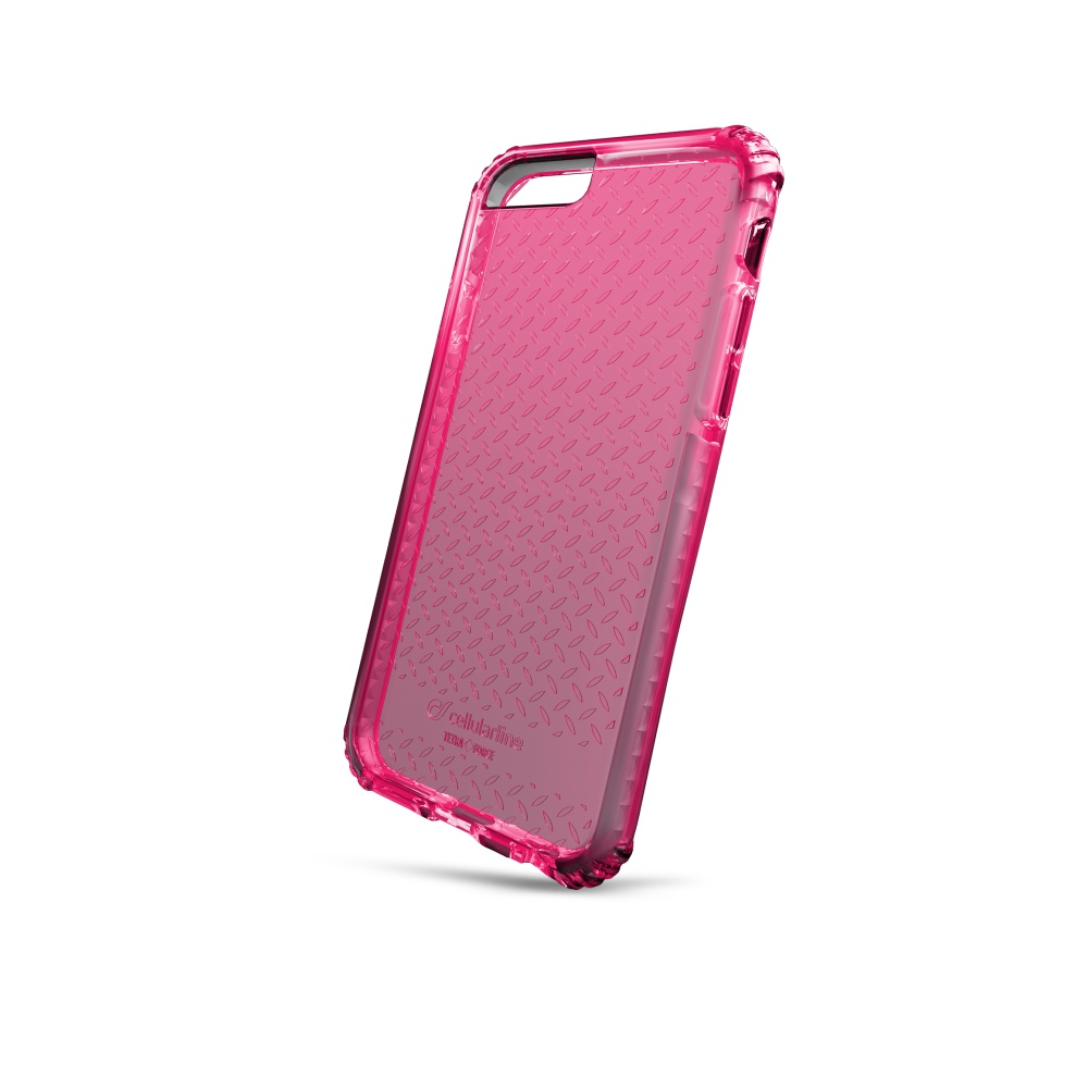 Ultra ochranné pouzdro Cellularline Tetra Force Case pro Apple iPhone 6/6S Pink