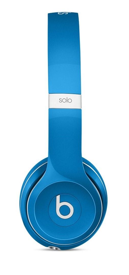 Beats Solo2 On-Ear sluchátka Luxe Blue
