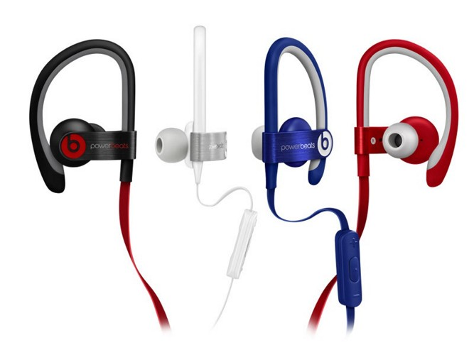Apple Beats Powerbeats 2 Wireless - bílá