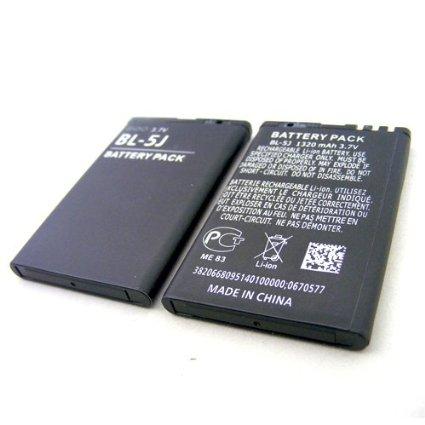 Baterie pro mobilní telefony BL-5J 1320mAh Li-Ion Nokia (BULK)