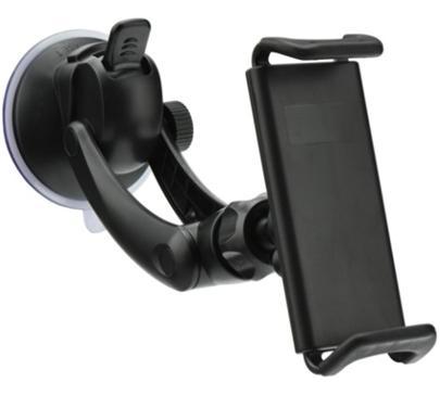 Držák do auta univerzální, pružinový PDA/GSM (blistr)