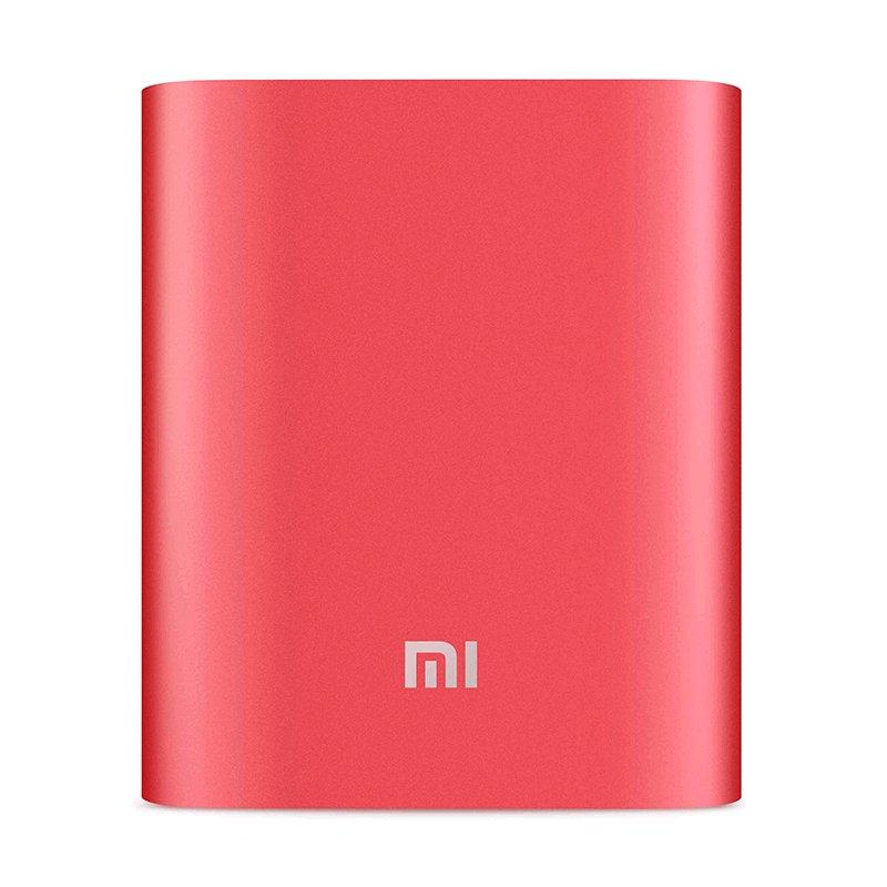 Power bank Xiaomi NDY-02-AN 10000mAh červená