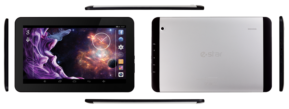eSTAR Grand HD 10.1 3G Black