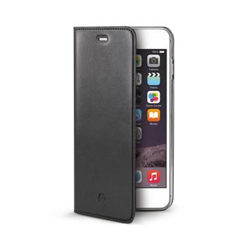 CELLY Air Ultra tenké flipové pouzdro Samsung Galaxy S8 Plus černé