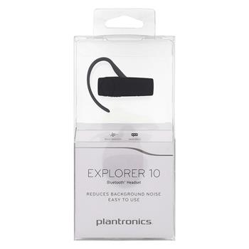 Plantronics Explorer 10 Headset Bluetooth černý