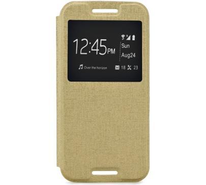 Forcell S-View flipové pouzdro LG G5 H850 zlaté