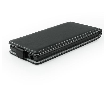 ForCell Slim Flexi Pouzdro flip na mobil Honor 8 černé