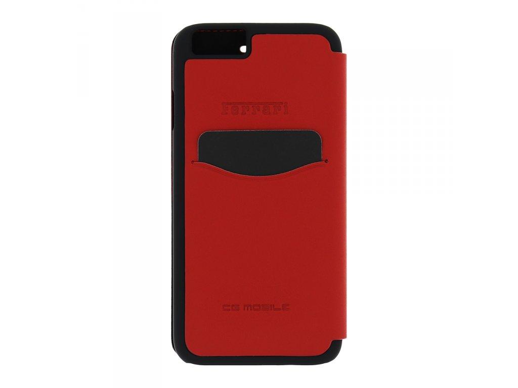 Ferrari 488 Book pouzdro flip Samsung Galaxy S7 FESEGFLBKS7RE červené