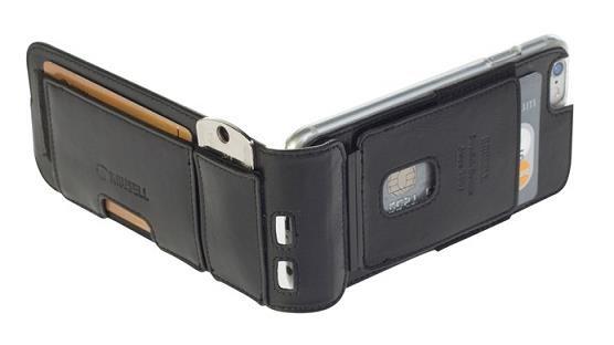 Krusell EKERÖ Flexi Wallet pouzdro flip Apple iPhone 6/6s černé
